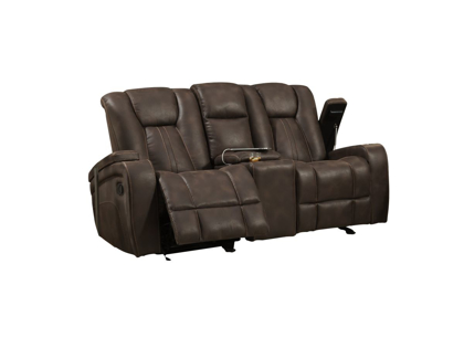 Picture of Jantzen Reclining Loveseat