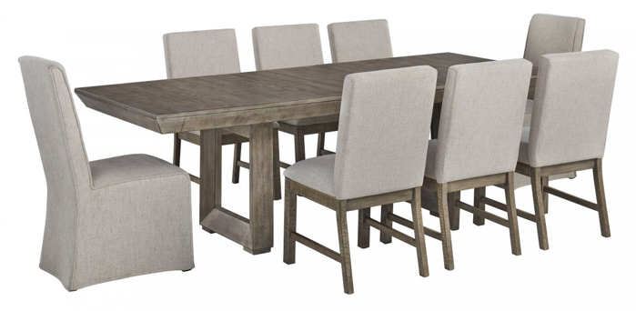 Picture of Langford Table & 8 Chairs