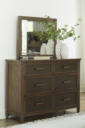 Picture of Wyattfield Dresser & Mirror
