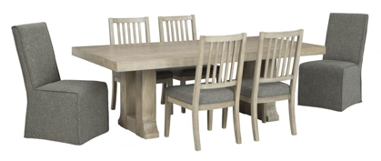 Picture of Hennington Table & 6 Chairs