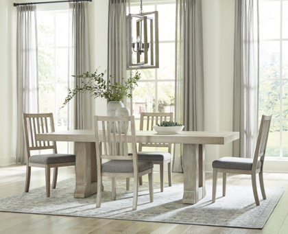 Picture of Hennington Table & 4 Chairs