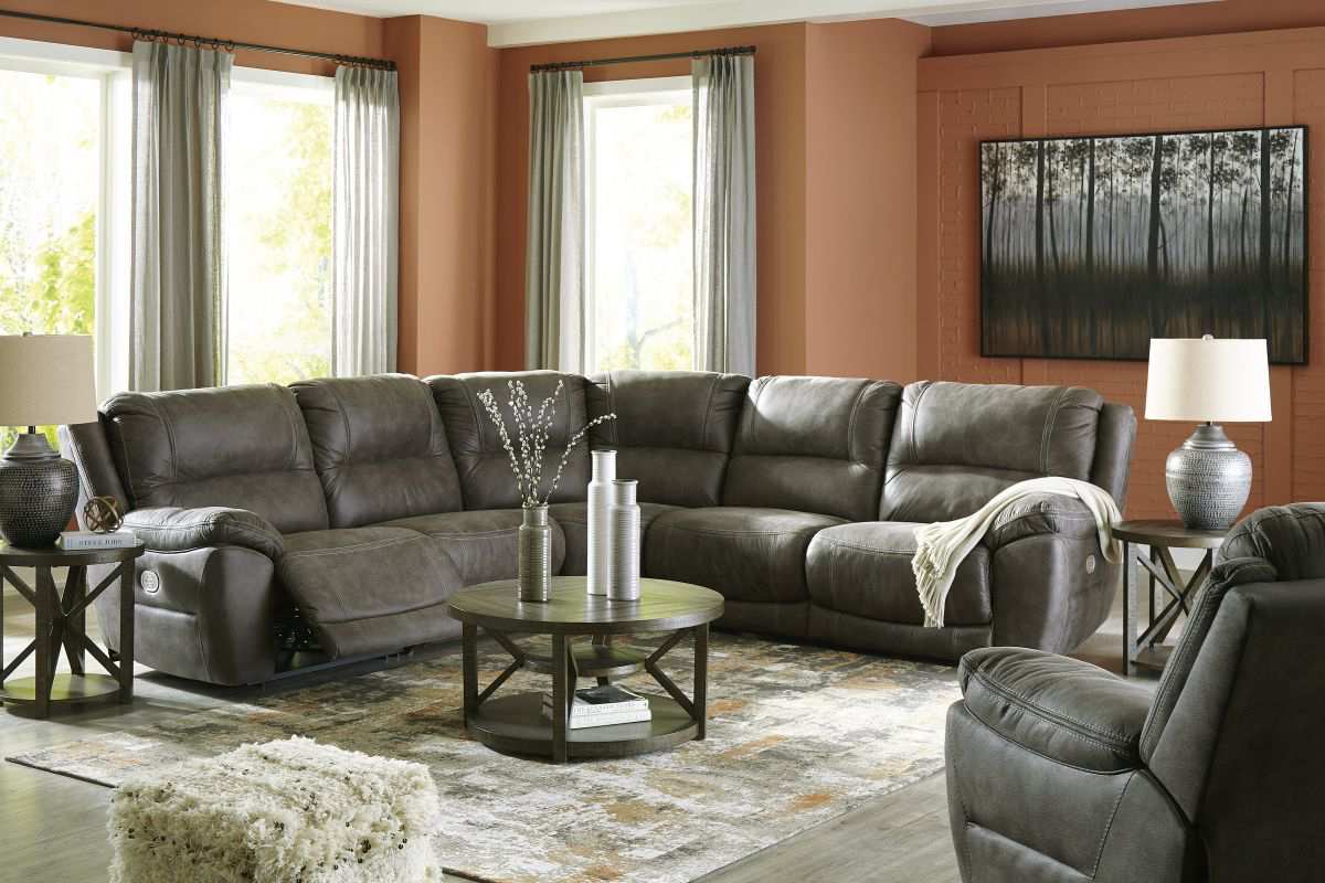 Picture of Cranedall Reclining Power Sectional