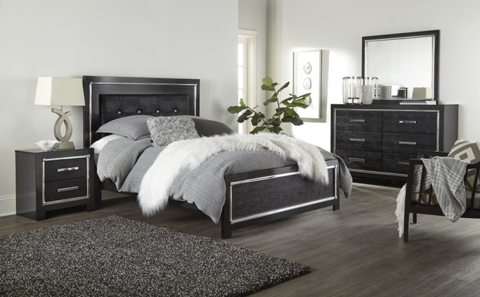 Picture of Kaydell Queen Size Bed