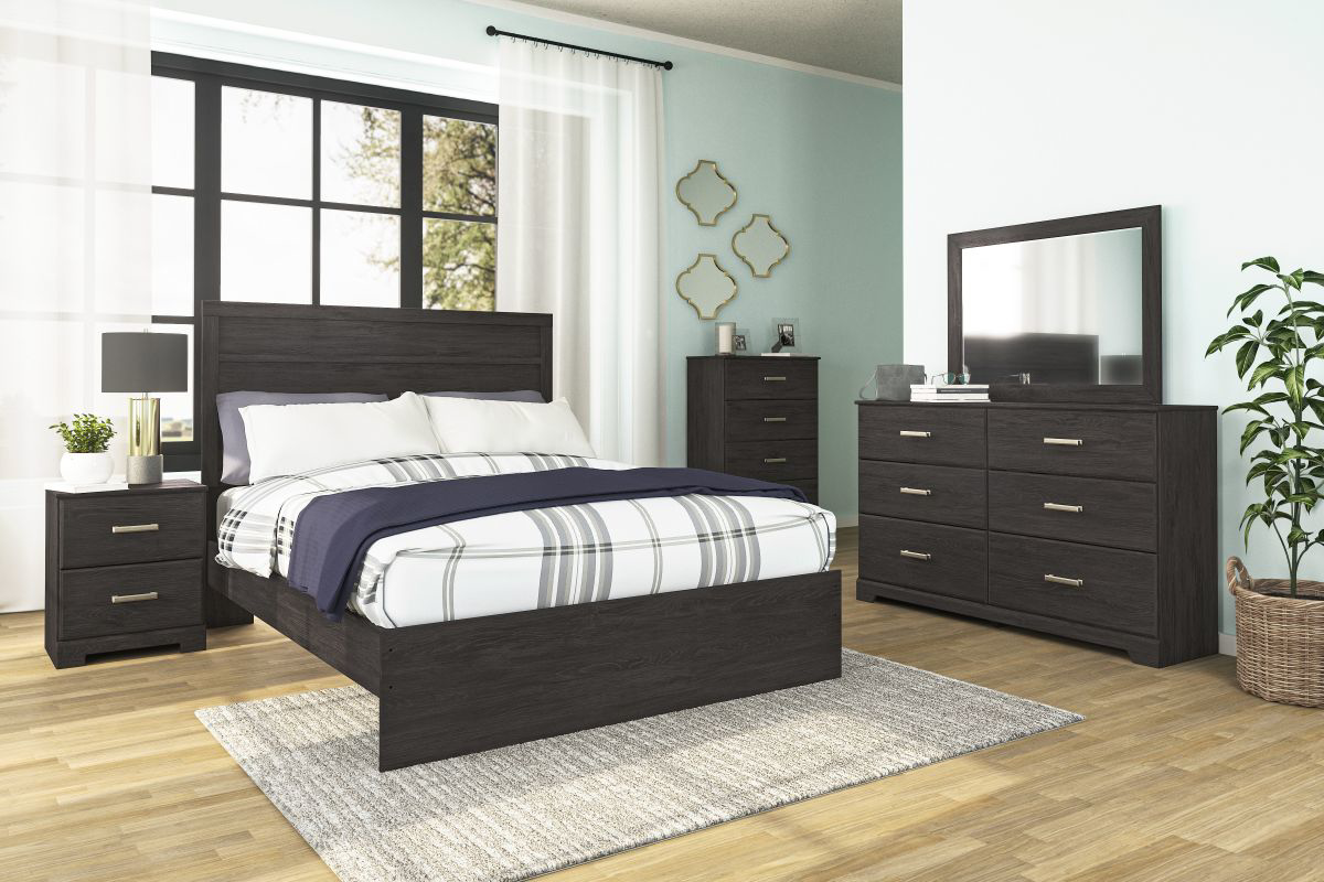Picture of Belachime Queen Size Bed