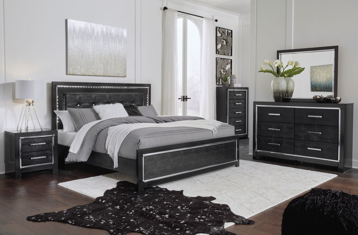 Picture of Kaydell King Size Bed