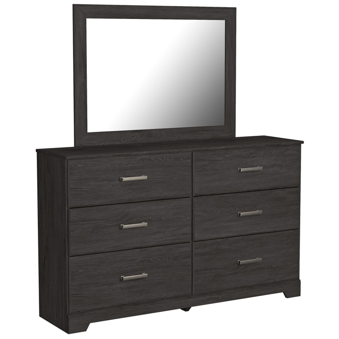 Picture of Belachime Dresser & Mirror