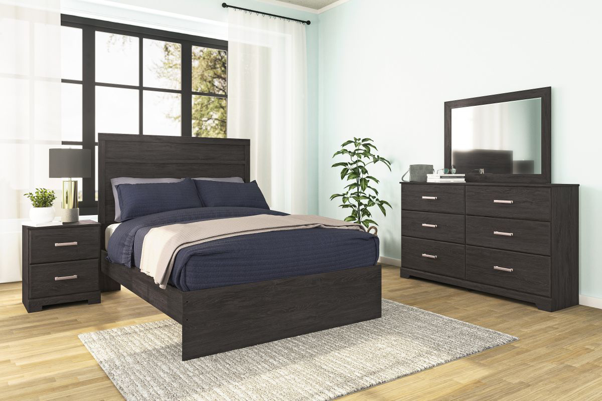 Picture of Belachime Full Size Bed