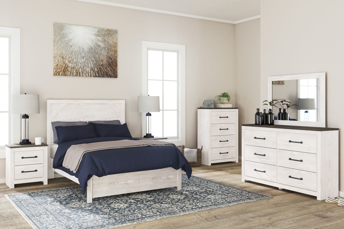 Picture of Gerridan Full Size Bed