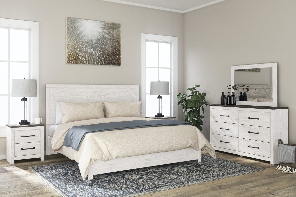 Picture of Gerridan King Size Bed