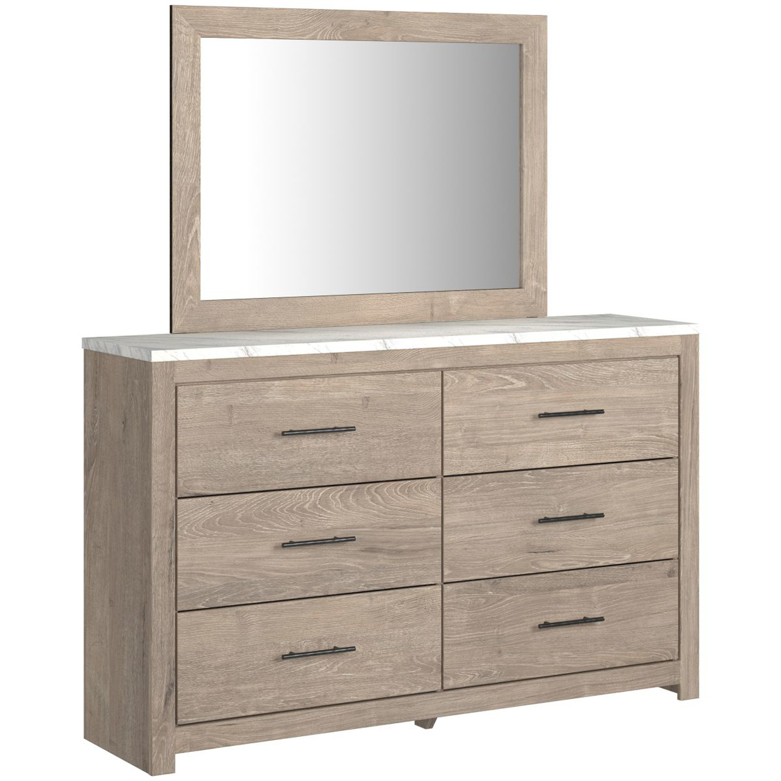 Picture of Senniberg Dresser & Mirror