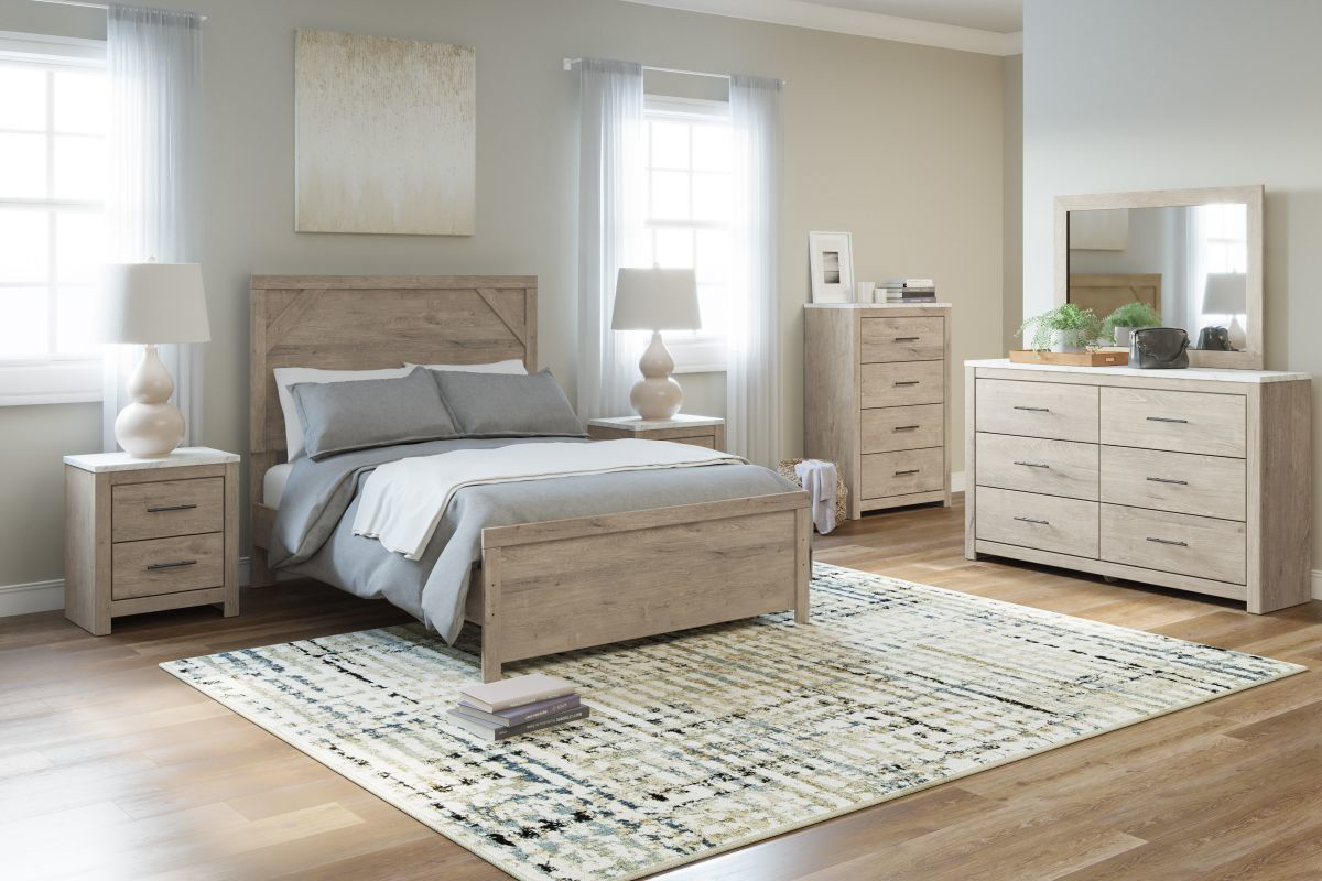 Picture of Senniberg Full Size Bed