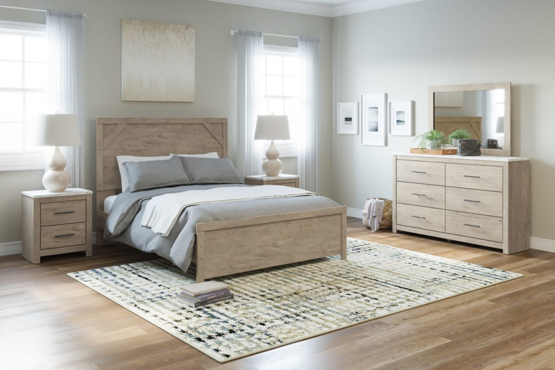 Senniberg Queen Size Bed