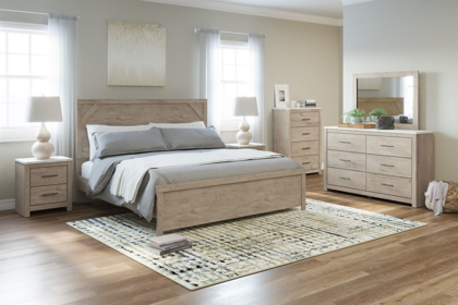 Picture of Senniberg King Size Bed