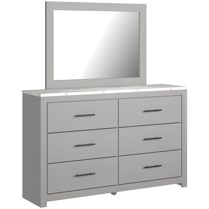 Picture of Cottenburg Dresser & Mirror