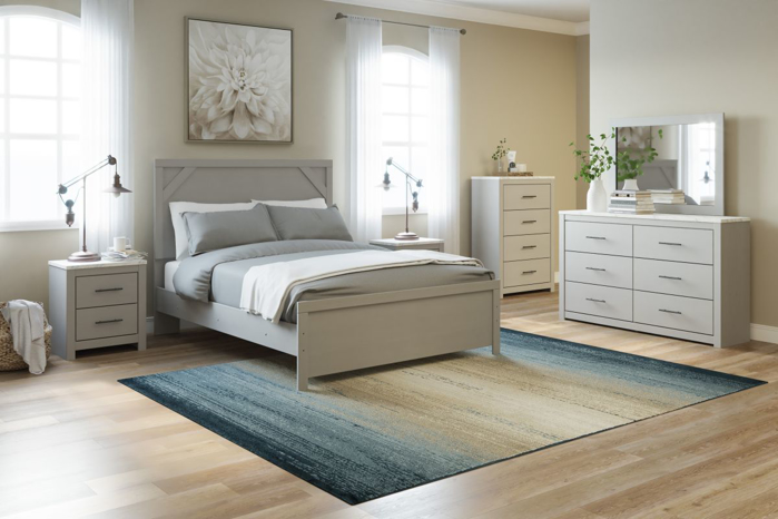 Picture of Cottenburg Queen Size Bed