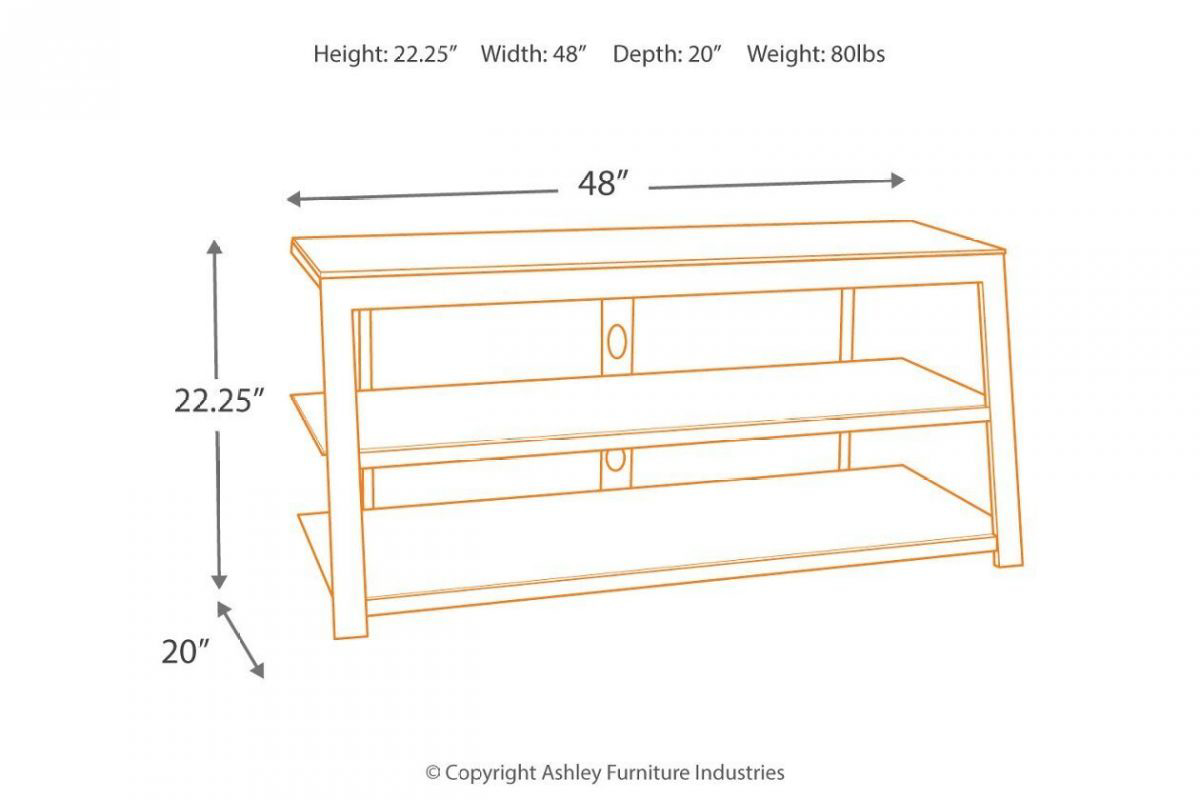 Picture of Rollynx TV Stand