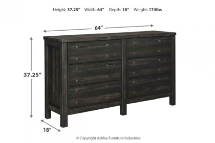 Picture of Baylow Dresser