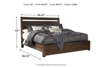 Picture of Starmore Queen Size Bed