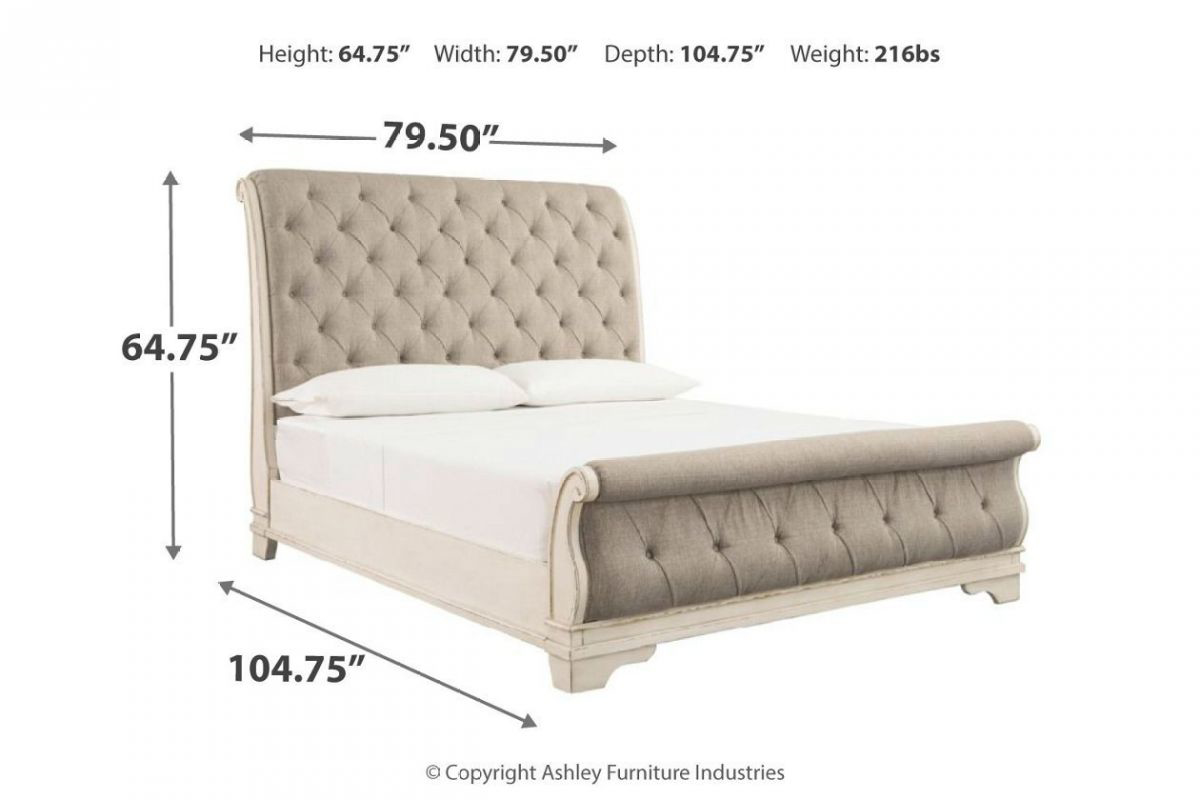 Picture of Realyn King Size Bed