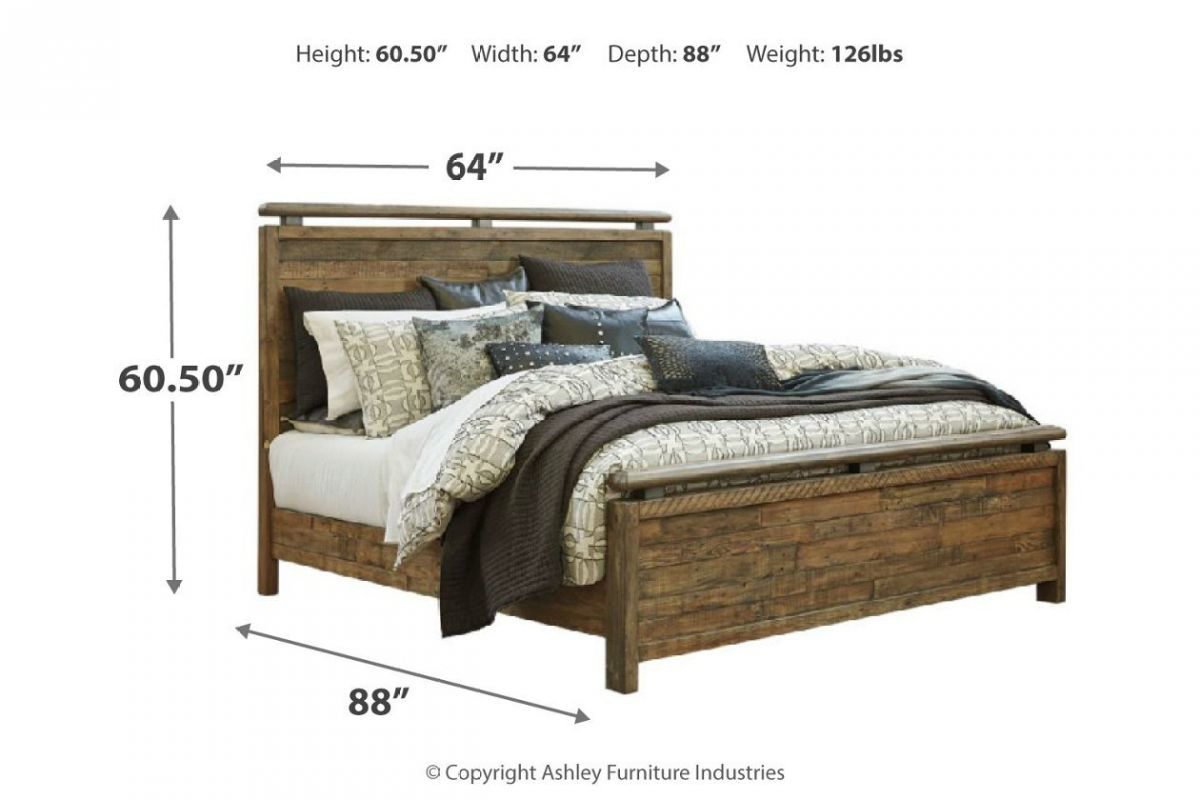 Picture of Sommerford Queen Size Bed