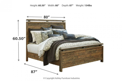 Picture of Sommerford King Size Bed