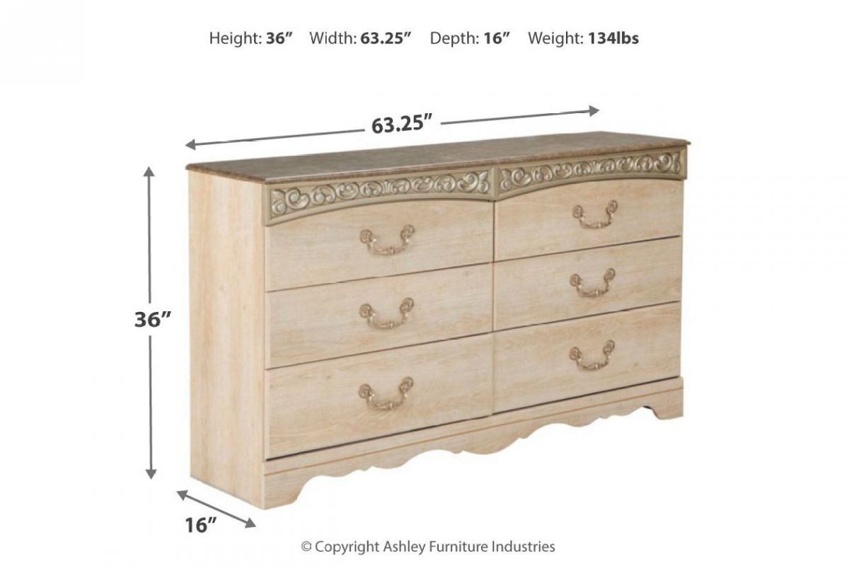 Picture of Cambeck Dresser