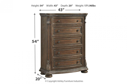 Picture of Charmond Chest of Drawers