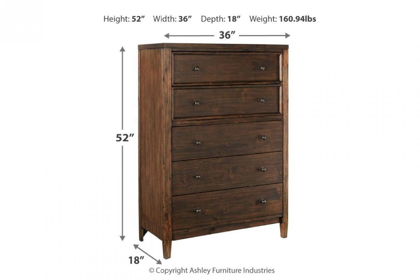 Picture of Kisper Chest of Drawers