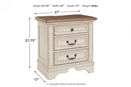 Picture of Realyn Nightstand
