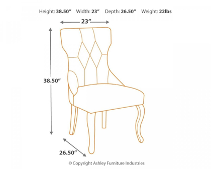 Picture of Coralayne Side Chair