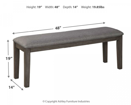 Picture of Luvoni Bench