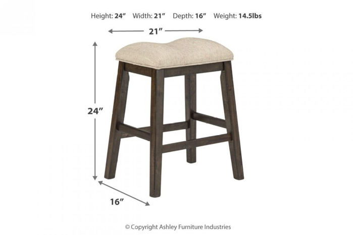 Picture of Rokane Counter Stool