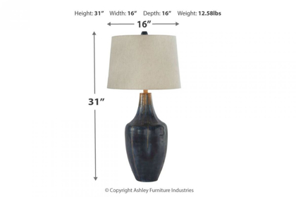 Picture of Evania Table Lamp