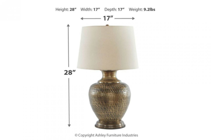 Picture of Eviana Table Lamp