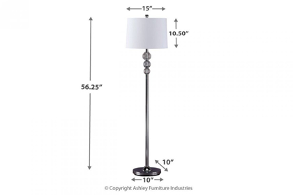 Picture of Joaquin Floor Lamp