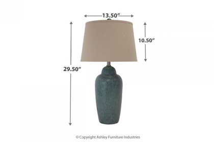 Picture of Saher Table Lamp