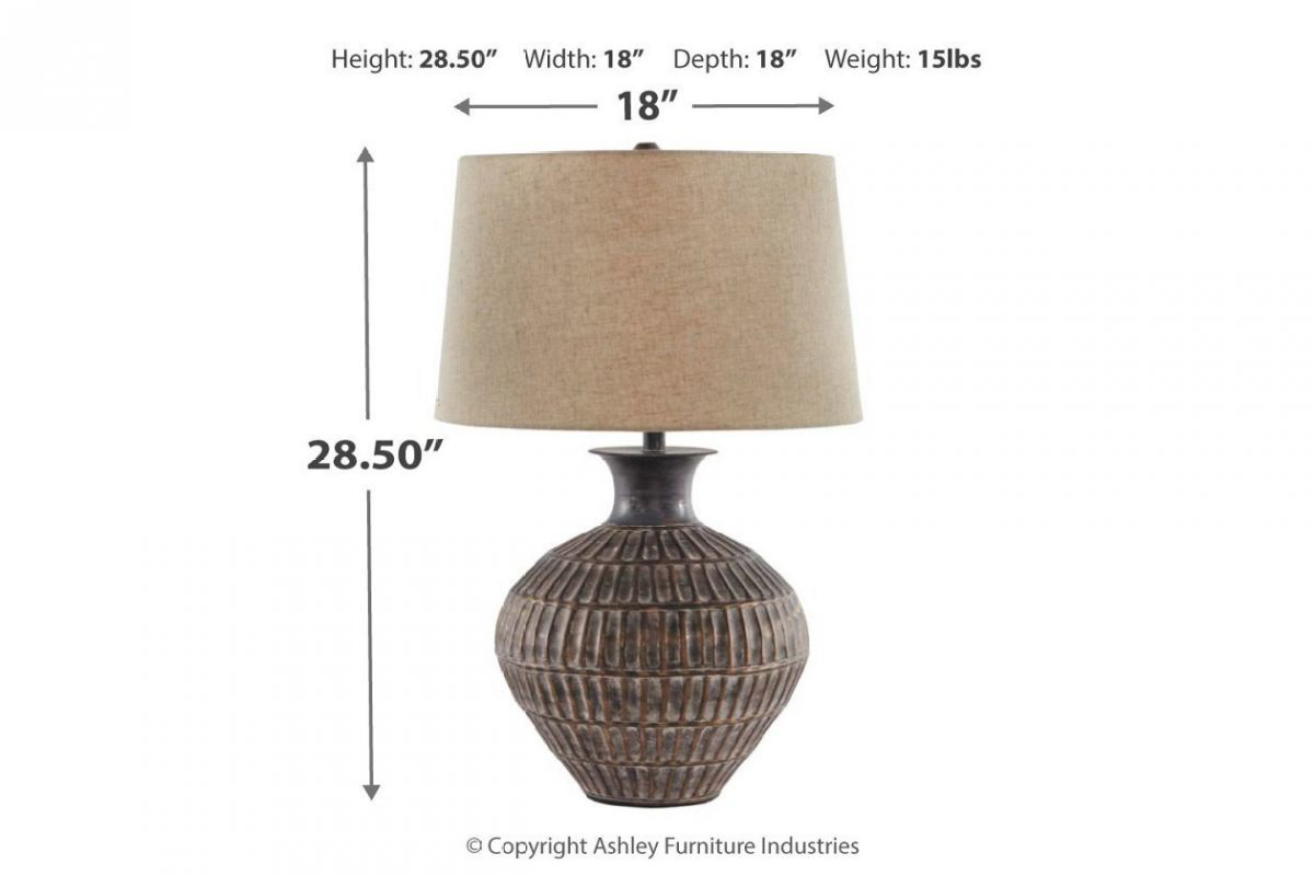 Picture of Magan Table Lamp