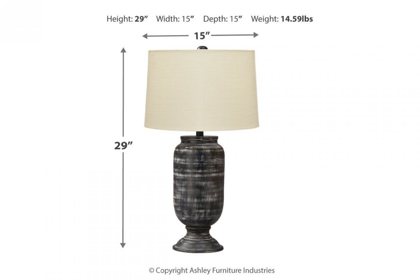 Picture of Mandelina Table Lamp