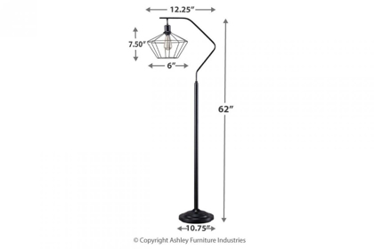 Picture of Makeika Floor Lamp