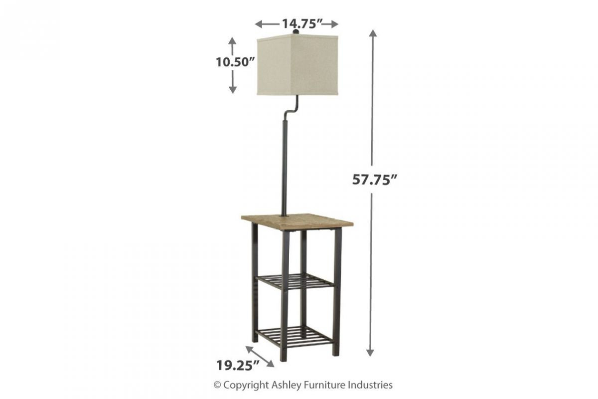 Picture of Shianne Floor Lamp