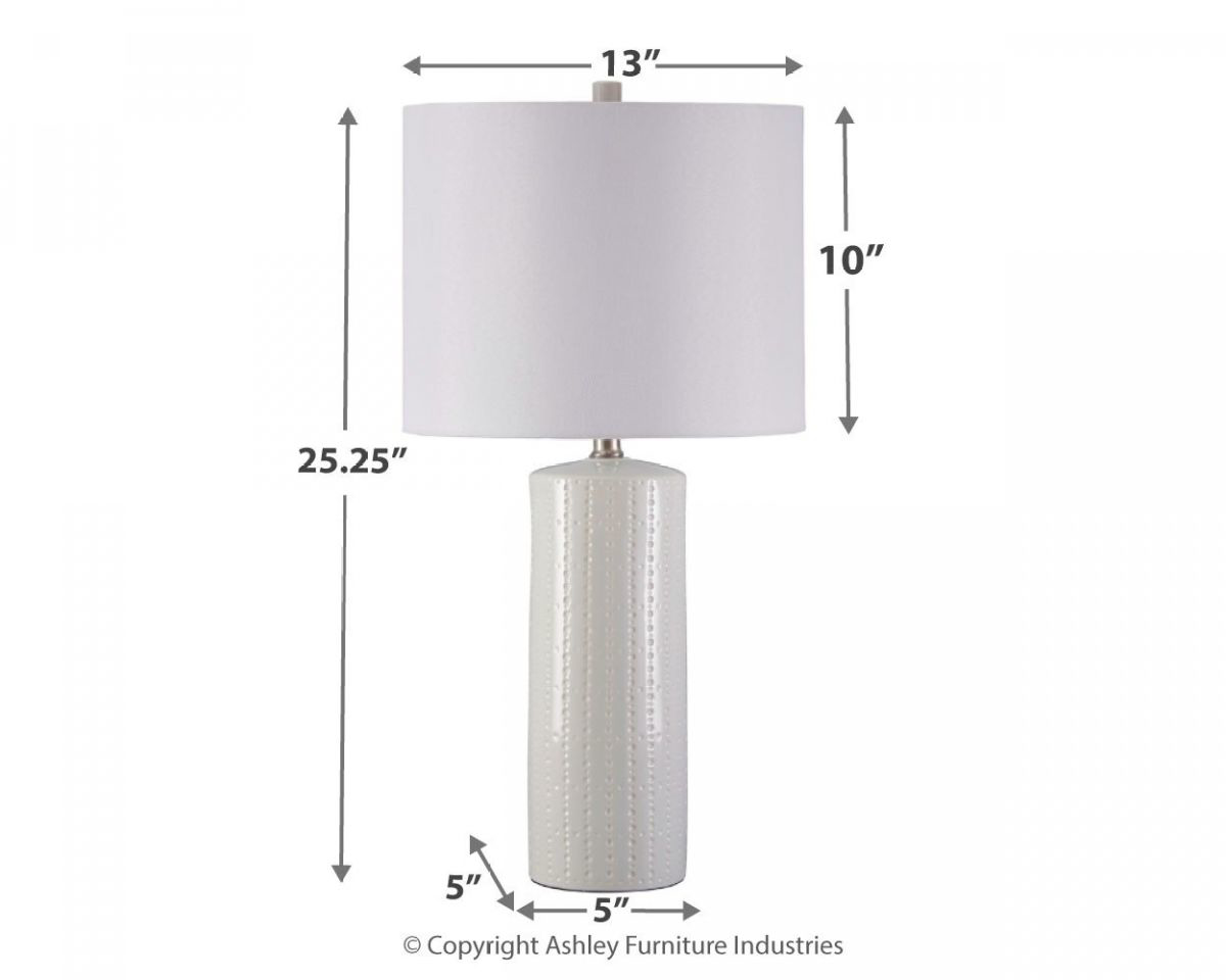 Picture of Steuben Table Lamp