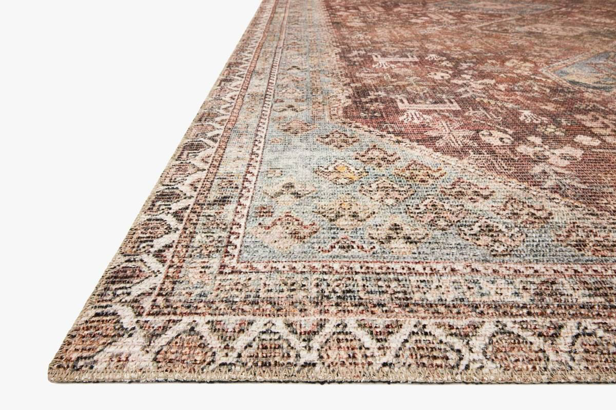 Picture of Deven Spice/Sky Large Rug