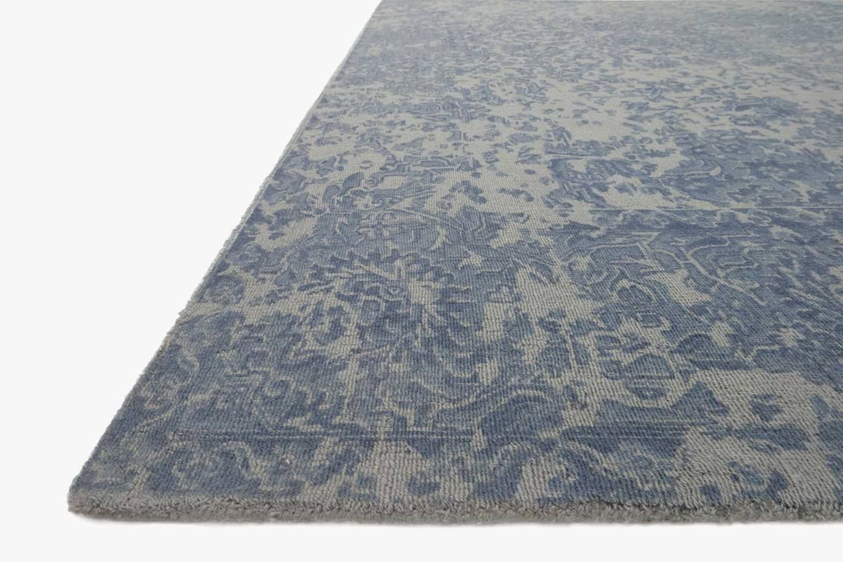 Picture of Lily Park Blue Large Rug
