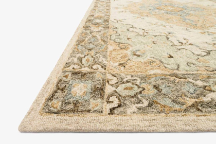 Picture of Ryeland Ivory/Multi Large Rug