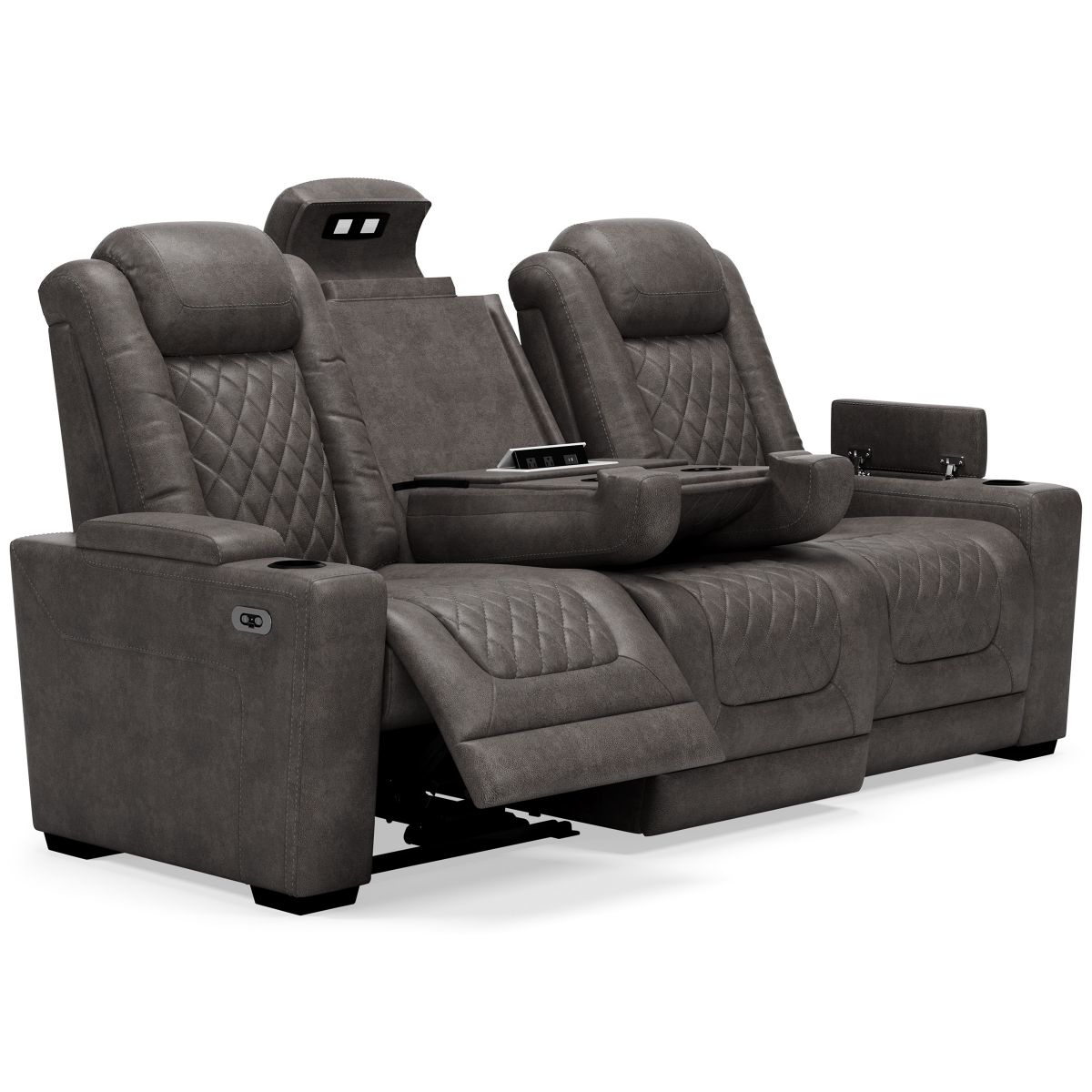 Picture of HyllMont Reclining Power Sofa
