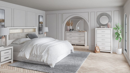 Picture of Altyra King Size Headboard