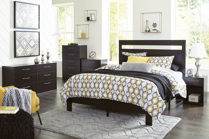 Picture of Flannia Queen Size Bed