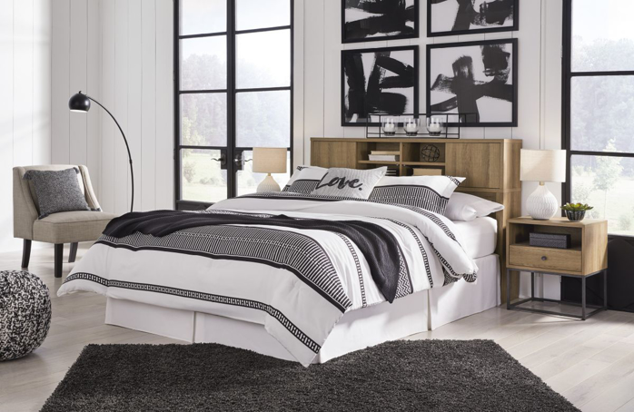 Picture of Thadamere Queen Size Headboard