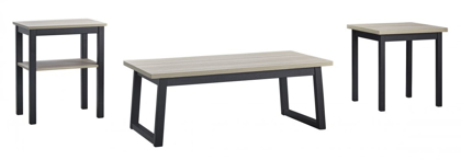 Picture of Waylowe 3 Piece Table Set