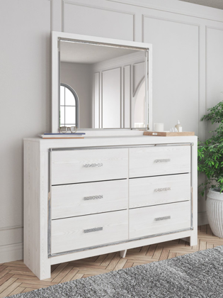 Picture of Altyra Dresser & Mirror